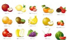 水果矢量图