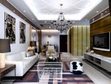 欧式风格客厅设计