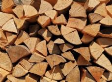 木料堆 木柴堆
