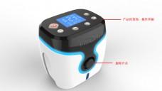 电暖器水暖器主机外观设计3D模型
