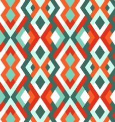 几何抽象印花设计