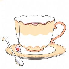 生活用品杯子粉色