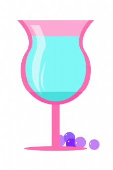 美味葡萄果汁