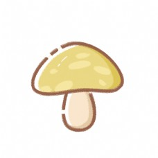 食物食材蔬菜蘑菇