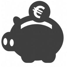 小猪存钱罐