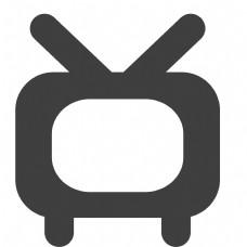 老旧的电视机