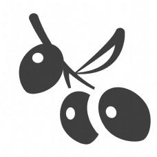 葡萄水果图标