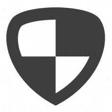 盾牌图标设计