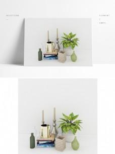 现代陈列饰品花瓶
