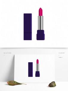 化妆品女性精致口红元素