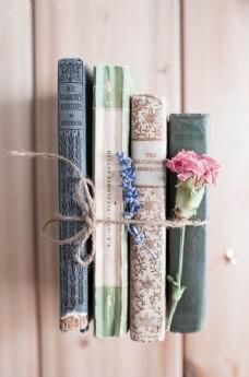 书籍家居装饰