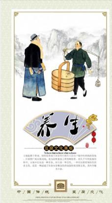 豆腐文化展板