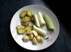 做菜配料葱姜蒜