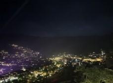 西江千户苗寨夜景全景