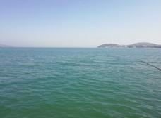 碧绿的大海