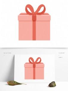 手绘彩色礼物卡通免扣素材