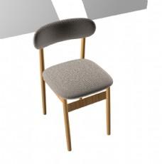 极简风椅子 c4dr