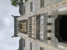 镇远古城风景建筑