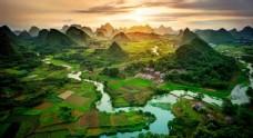 最美桂林山水