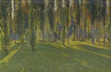 北欧 油画
