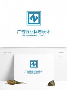 广告行业标志设计