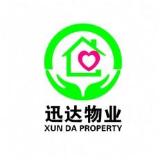 物业标志  logo  商标