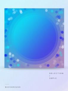 淡蓝色按钮背景素材