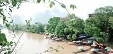 桂林遇龙河风光