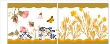花纹  手绘花朵 手绘花