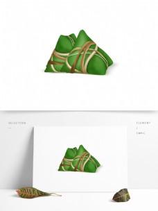 卡通端午节粽子图案元素