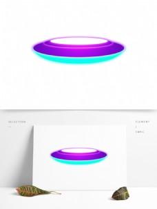 霓虹展示台装饰素材