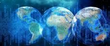 地球图片互联网科技图片创意