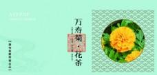 万寿菊礼盒分层图