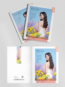 267个性主题时尚小清新画册封面