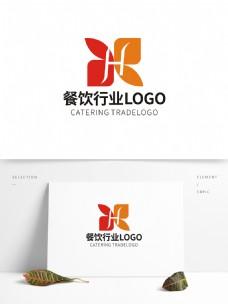 花H餐饮行业LOGO