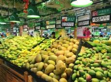 三亚 超市 水果