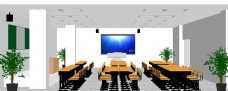 智能化的多功能教室