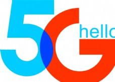 电信5G标志