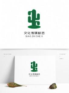 文化传媒标志设计
