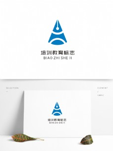 培训教育标志设计