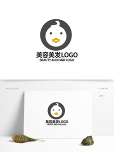 宠物美容美发logo