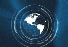 地球互联网科技图片创意