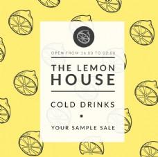 柠檬房子海报