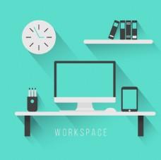 工作区家具