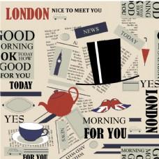 伦敦报纸风