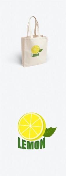 lemon主题帆布包