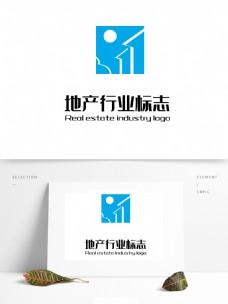 简约大气地产logo