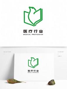 医疗行业卫生保健医药logo大众通用标志