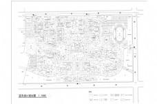 CAD校园规划图纸