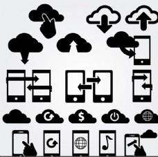 智能手机设置图标
